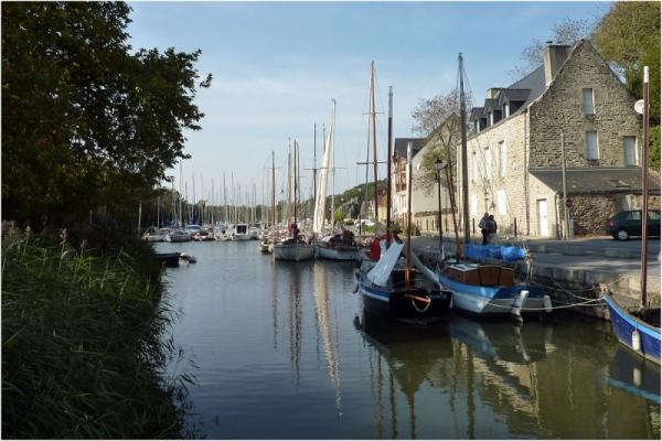 Aventure fluviale au fil de l'eau à. la découverte de la Vilaine