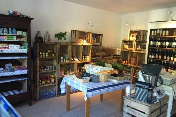 La boutique de l'écluse Saint Nicolas des Eaux